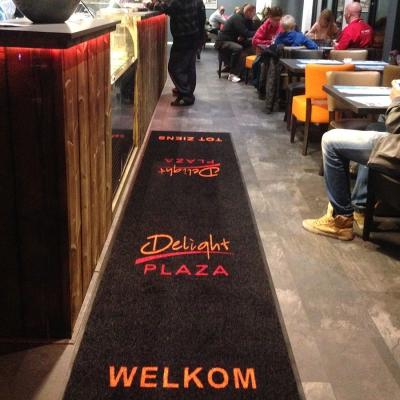 Logomat Pro voor Delight plaza