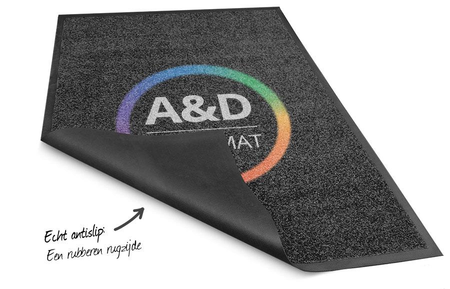 Een mat die écht antislip is