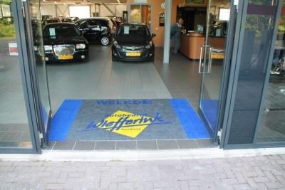 Logomat Pro Autobedrijf Wiefferink
