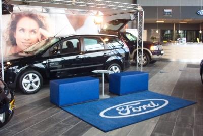 Logomat Pro voor Ford