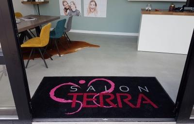 Inloopmat voor Salon Terra