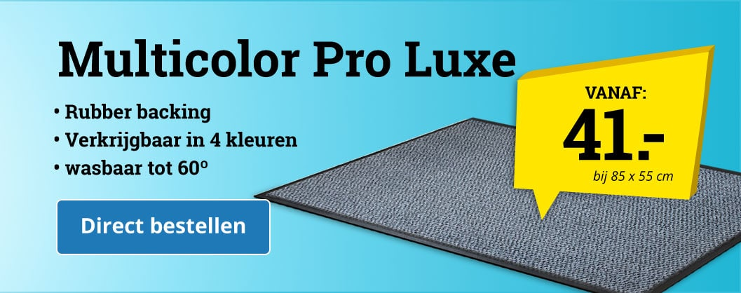 Aanbieding Multicolor Pro Luxe