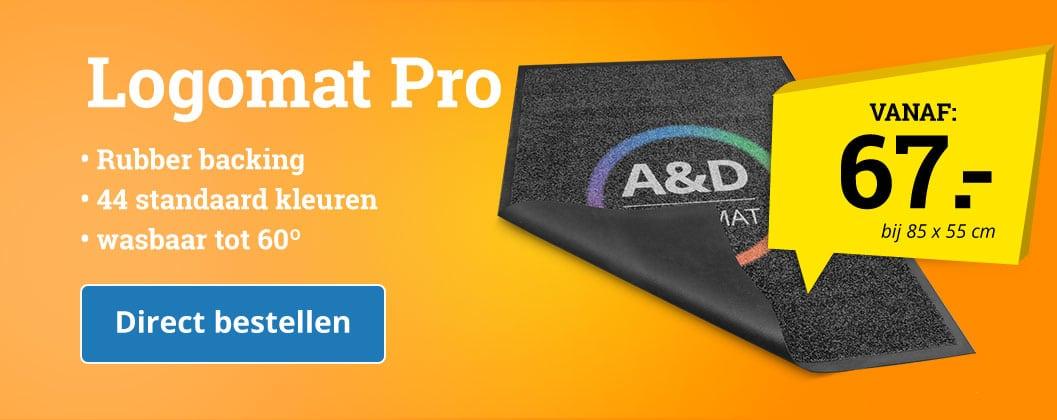 Aanbieding Logomat Pro
