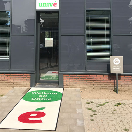 Entreemat Unive Enschede