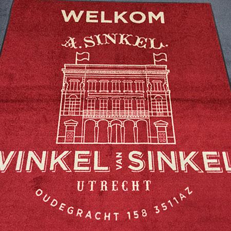 Logomat Pro Lite Winkel van Sinkel in Utrecht