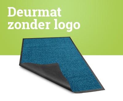 Deurmat zonder logo