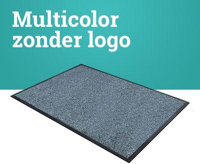 Multicolor zonder logo