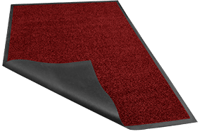 Rode loper effen pro full color