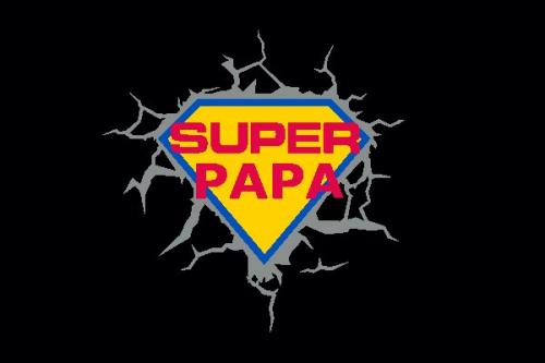 Deurmat Vaderdag Super papa