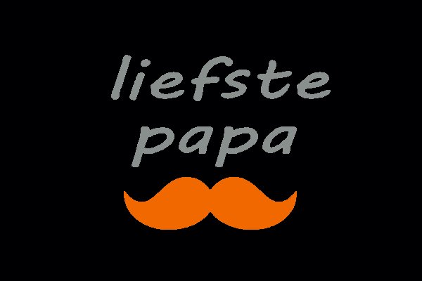Vaderdag Liefste Papa