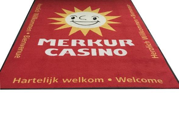 Deurmat Merkur Casino Rotterdam