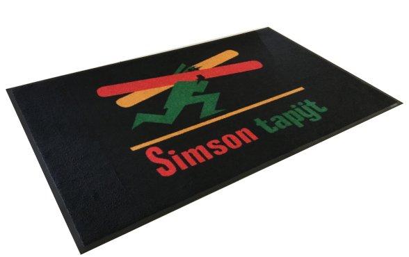 Deurmat Simson Tapijt Apeldoorn