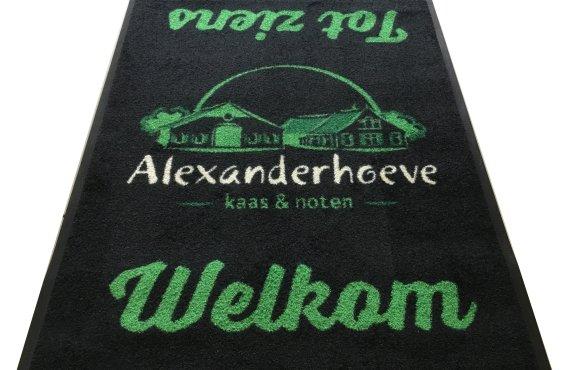 Deurmat Alexanderhoeve Zoetermeer
