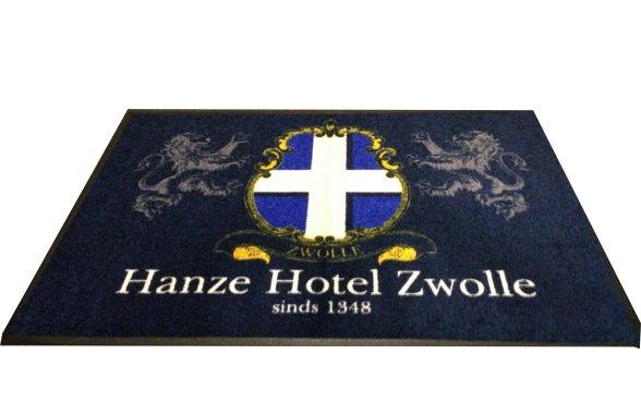 Deurmat Hanze Hotel Zwolle