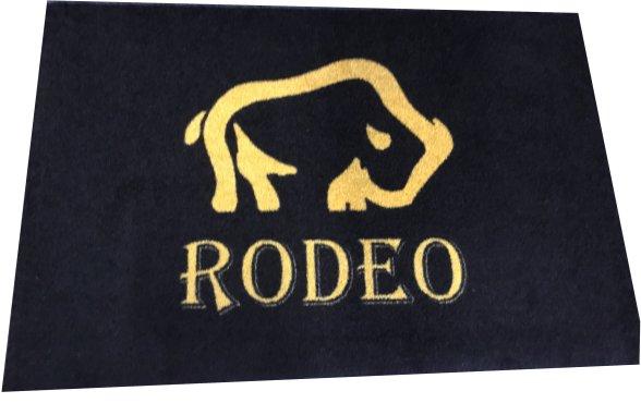 Deurmat Rodeo Den Bosch