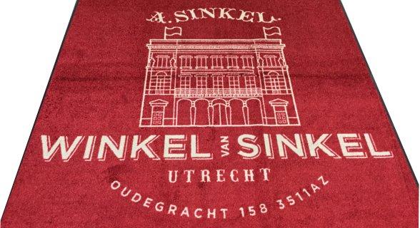Deurmat Winkel van Sinkel Utrecht
