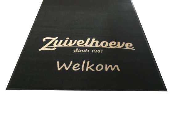 Deurmat de Zuivelhoeve Leeuwarden